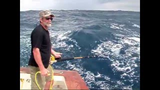 Sailfishing in Mexico