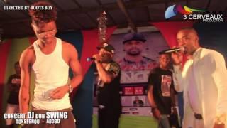 concert dj don swing - tokefenou abobo