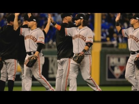 A Look Back At World Series Game 1 In Kansas City - Giants Win