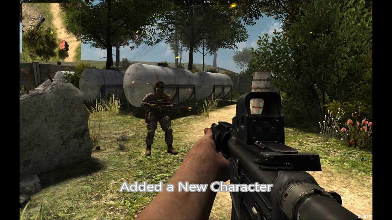 Zombie FPS – Unity 3D