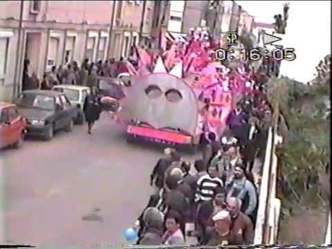 Corso de Carnaval Alhos Vedros 1992