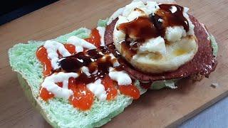 MURAH !! ROTI KUKUS PANGGANG ROKUPANG JAMAN NOW YANG LAGI VIRAL !!! INDONESIA STREET FOOD