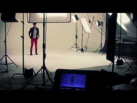Making Of Lookbook Otoo - Invierno 2012