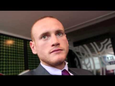 GEORGE GROVES - ' I WOULD RATHER BE IN MY SITUATION THAN JAMES DEGALE'S'  -INTERVIEW FOR iFL TV