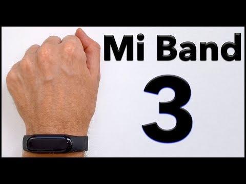 КУПИЛ Mi Band 3 ОБЗОР - СРАВНЕНИЕ - ПРОШИВКА | ГОДНОТА