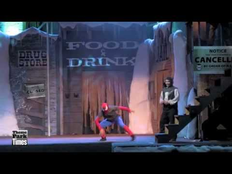 Knott's Scary Farm - The Hanging 2014 - Full Show - Part 2 of 3 - HD