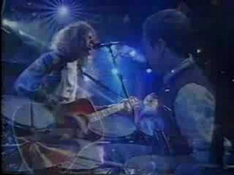 The Jayhawks, live on Jon Stewart, Blue