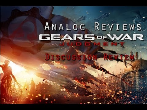 Analog Reviews: Gears of War Judgement Discussion