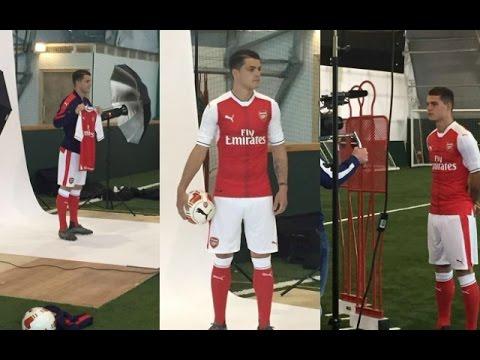 Welcome To Arsenal GRANIT XHAKA!!!