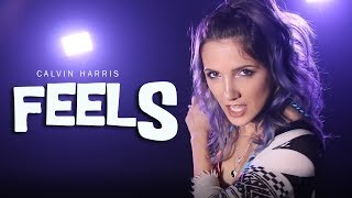 Calvin Harris - Feels feat. Pharrell Williams, Katy Perry - Rock cover by Halocene