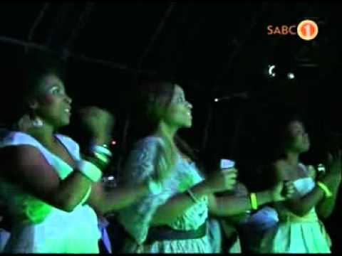 Professor  South African Music Awards 2011 video
