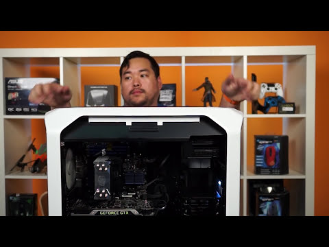 Corsair Graphite Series 780T PC Case Unboxing and Review