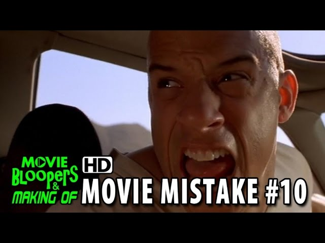 The Fast and The Furious (2001) movie mistake #10