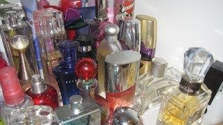 Serie: ALGO DE MI!!! 'Mi Coleccion de Perfumes'