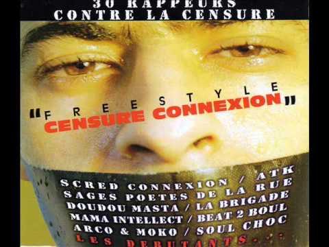 Haroun, Mokless, Koma, Fabe - Censure Connexion (extrait)