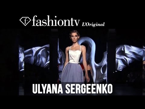 Ulyana Sergeenko Haute Couture Fall/Winter 2014-15 | Paris Couture Fashion Week | FashionTV