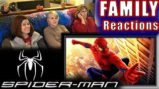 Spider Man Family Reactions Fair Use