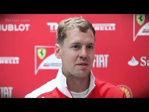 Les débuts de Sebastian Vettel à Fiorano