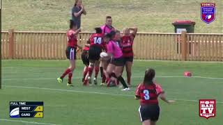 'Holy Dooley!' Tag Rugby Team Literally Throws Away Championship in Last Second (shorter version)