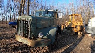 I Bought a 1957 Autocar Semi Truck!