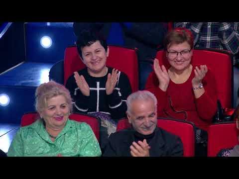 Al Pazar - Aneja dhe Xhevoica zene shoqe nga liqeni - 2 Janar 2020 - Show Humori - Vizion Plus