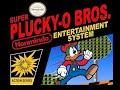 Youtube Thumbnail Super Plucky-o Bros