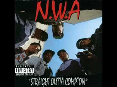 NWA - Gangsta Gangsta