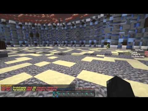 MINECRAFT: TNT RUN CON MANU! A LO MICHAEL JACKSON!