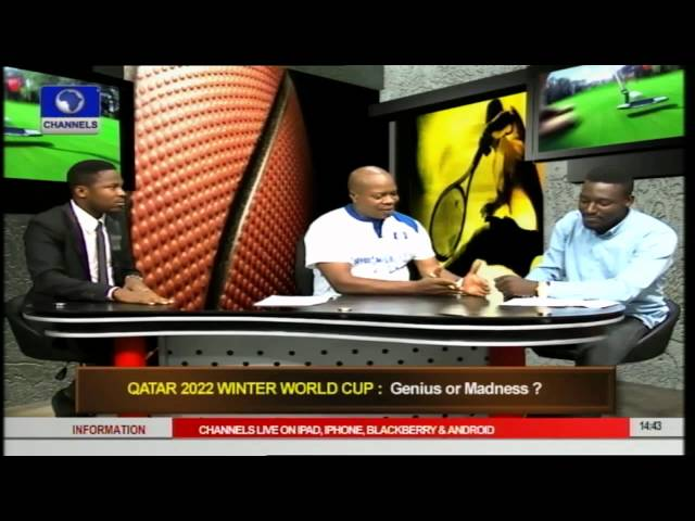 Sports Palava: Is Qatar 2022 Winter World Cup A Madness Or Ingenuity pt 2