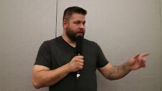 Kevin Owens SPEAKS OUT On Working With Vince McMahon , His Feud with Braun Strowman & More