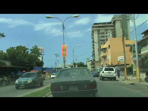 Puerto la Cruz, Casco central, Estado Anzoategui