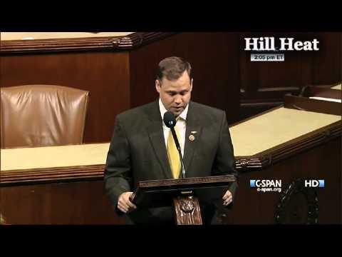 Rep Jim Bridenstine (R-OK) Demands Obama Apologize on Global Warming