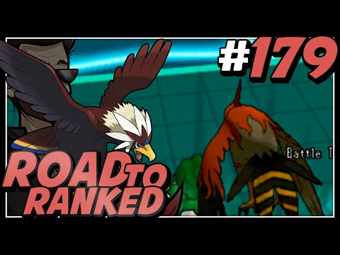 Pokemon X and Y Wifi Battle (Live FaceCam) - Road To Ranked #179 - I HATE TALONFLAME!