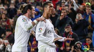 Barcelona vs Real Madrid 1-2 All Goals Goles Resumen EL CLASICO 2016