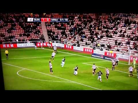 SUNDERLAND vs MANCHESTER UNITED 2:1 Highlights | Goals (2014 Capital One Cup) 7-1-2014