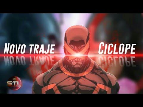 ATT 3.9 : #3 NOVO TRAJE PARA O CICLOPE E BATALHA DE FACÇÃO - MARVEL Future Fight