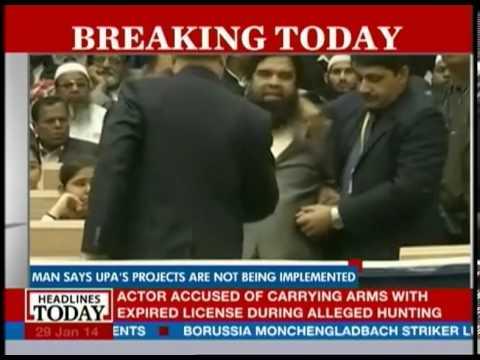 PM Manmohan Singh gets an egg on face?