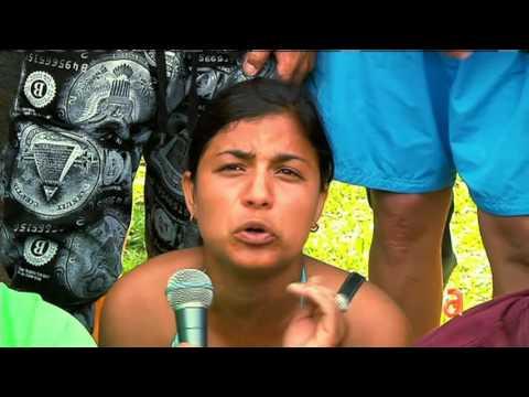 Carlcuho presenta la serie sobre los cubanos varados en Costa Rica Con la esperanza acuesta