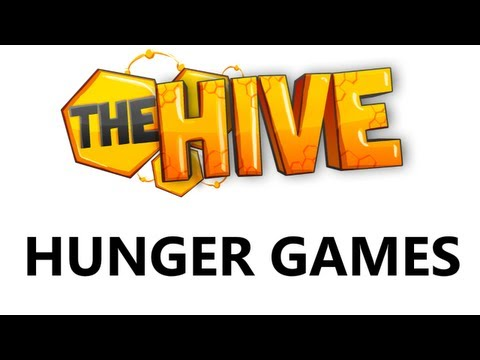 Minecraft | The Hive Server | Hunger Games | Mini Game | w/ Tomato