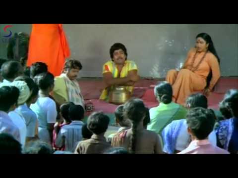 Tolly Bolly Movie | Shiva Ka Insaf | 1987 | Chiranjeevi - Radhika - Bhanupriya Part 4 13 video