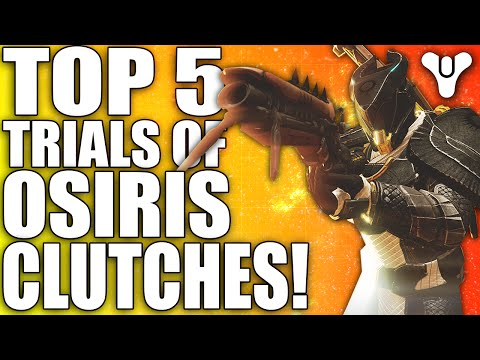 Destiny: Top 5 Amazing Trials Of Osiris Clutches & Comeback Plays Of The Week / 63