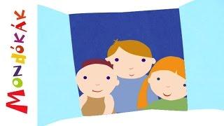 Pál, Kata, Péter (mondóka, rajzfilm gyerekeknek)