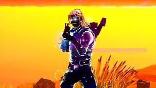 Galaxy solo 17 kill! (Fortnite Battle Royale)