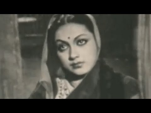 Met Nahi Sakta Kahbi Bhi Likha Hua - Talat Mehmood, Sansar Emotional Song video