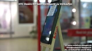 HTC Desire HD Gebrauchtgerät zu Verkaufen
