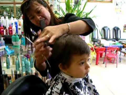 AA en peluqueria
