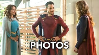 "Supergirl 3x20 Promotional Photos ""Dark Side of the Moon"" (HD) Season 3 Episode 20 Photos"
