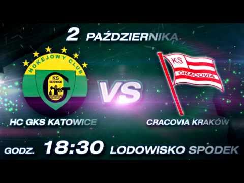 Zaproszenie na mecz HC GKS Katowice - Comarch Cracovia