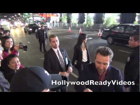 Eddie Marsan Arrives To The Jack The Giant Slayer Premiere in Hollywood!