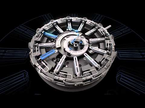 Harry Winston Opus 12 Watch Animation